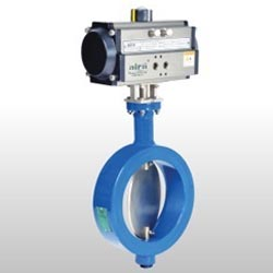 Damper, Gear Pneumatically Actuated Suppliers