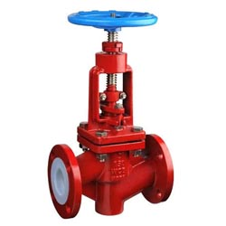 Lined Globe Valve Suppliers