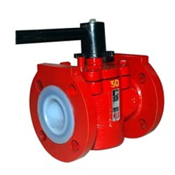 lined-plug-valves