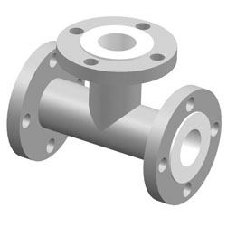 PTFE Equal Tees Exporters