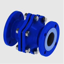 PTFE Lined Ball Check Valve Suppliers