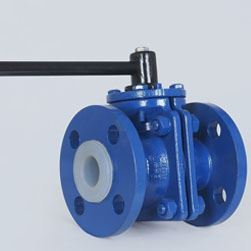 PVDF Lined Ball Check Valve Exporters